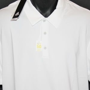 NEW  adidas Ultimate 365 Performance Golf Polo XL